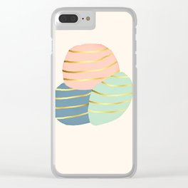 Minimalista Clear iPhone Case