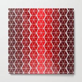 Hot Lava Metal Print