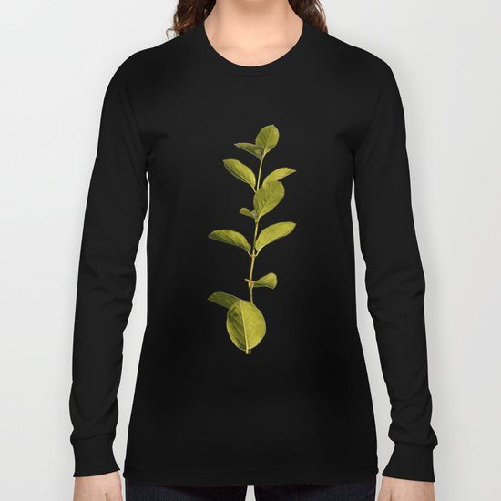 Botanica Art V3 #society6 #decor #lifestyle #fashion Long Sleeve T-shirt