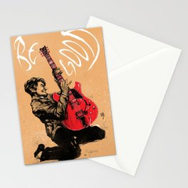 Johnny B. Goode Stationery Cards