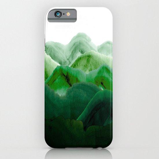 山秀谷 iPhone & iPod Case