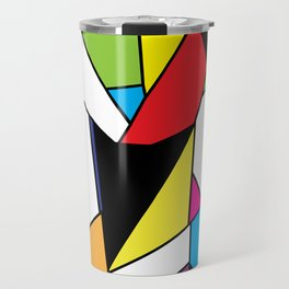 Now You See Me - Pop Art Travel Mug