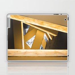Lookup of Golden Bridges Laptop & iPad Skin