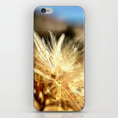 Mountain weeds. iPhone & iPod Skin