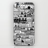 palestine iPhone & iPod Skins featuring Jerusalem, Palestine by LaPe