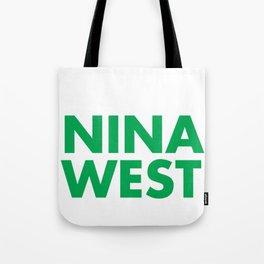 NINA WEST Tote Bag