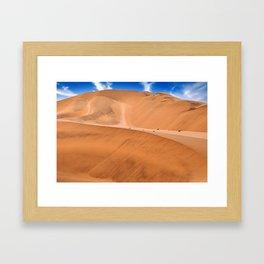 The Namib Desert, Namibia Framed Art Print