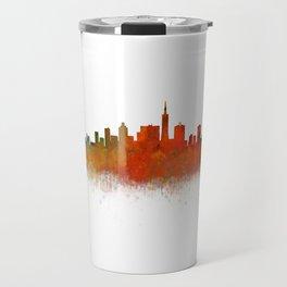 San Francisco City Skyline Hq v2 Travel Mug