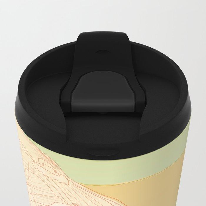 Eternal Sunshine of the Spotless Mind Metal Travel Mug