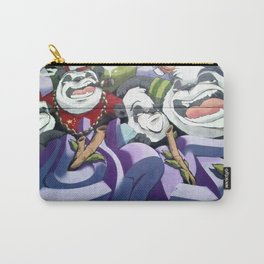 Panda Mao Carry-All Pouch
