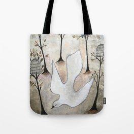 Retrouvailles Tote Bag