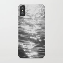 NATURE'S SPARKLE iPhone Case