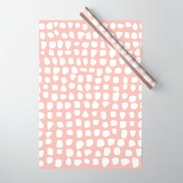 Dots / Pink Wrapping Paper