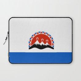 flag of Kamchatka Laptop Sleeve