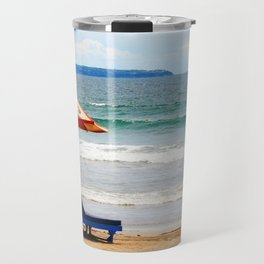 Bali - Beach Chairs Travel Mug