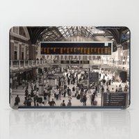 liverpool iPad Cases featuring Liverpool St. by theGalary