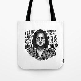 Kelly | Office Tote Bag