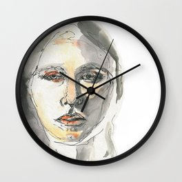 Neutrality Wall Clock
