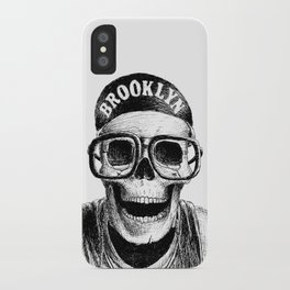 Mars Blackmon iPhone Case