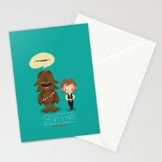 Star War Stationery Cards