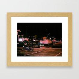 Spike Spiegel (Cowboy Bebop)  Framed Art Print