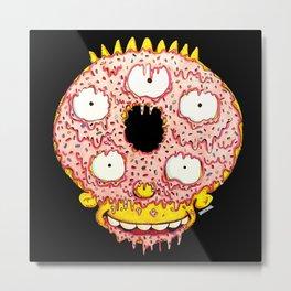 Donut Boy Metal Print
