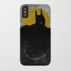 Night of Justice Slim Case iPhone X