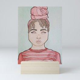 Sasha Mini Art Print