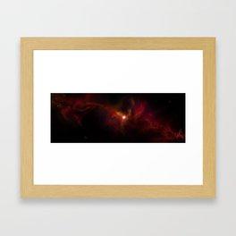 The Rift Framed Art Print