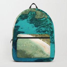 Island paradise Backpack