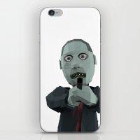lil bub iPhone & iPod Skins featuring Bub by Jeremy Barkley