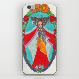 Queen of the Tundra iPhone Skin