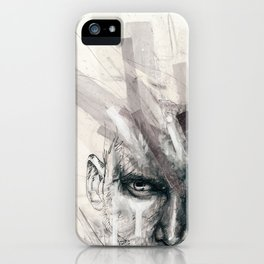 Alter-Axis iPhone Case