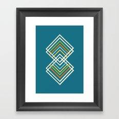 Track & Field Framed Art Print