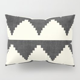 Lash in Black and White Pillow Sham