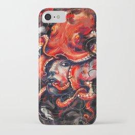 Empress Octo iPhone Case