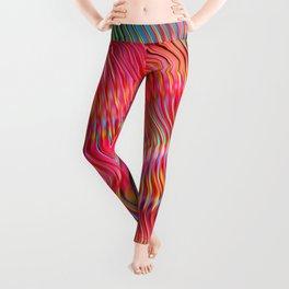 Abstract Pattern XXII Leggings
