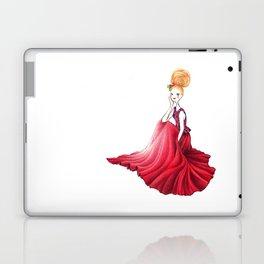 Velvet Christmas Laptop & iPad Skin