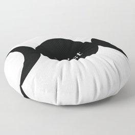 Triple Moon Resist Floor Pillow