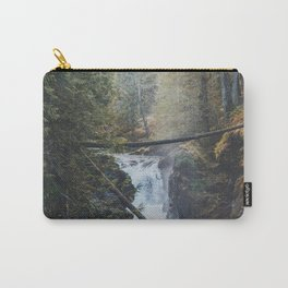 Little Qualicum Falls Carry-All Pouch