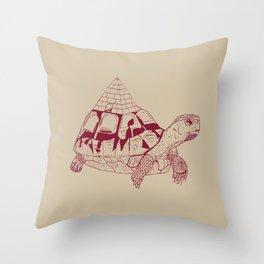 Pyratoise Throw Pillow