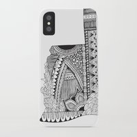 oklahoma iPhone & iPod Cases featuring Oklahoma by Line Upon Line Designs