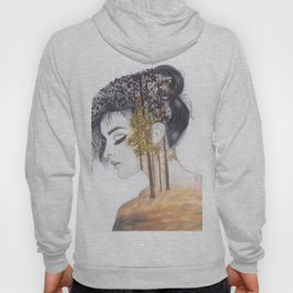 blend with natuure Hoody