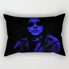 Jack White Rectangular Pillow