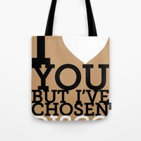 disco Tote Bags featuring Disco by neil parrish