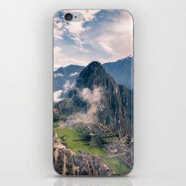 Mountain Peru iPhone Skin