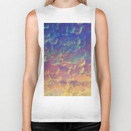 Watercolor Splash #3 #art #society6 Biker Tank