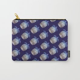 Turtle beach pattern Carry-All Pouch