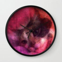 Rose Princess Wall Clock