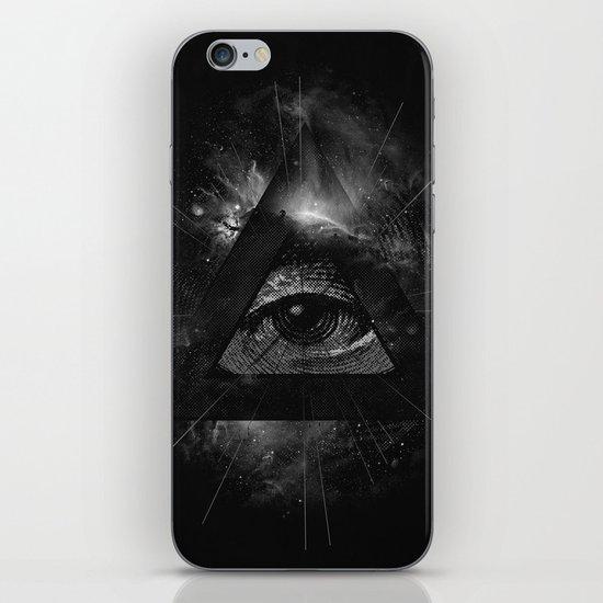 The Eye iPhone & iPod Skin